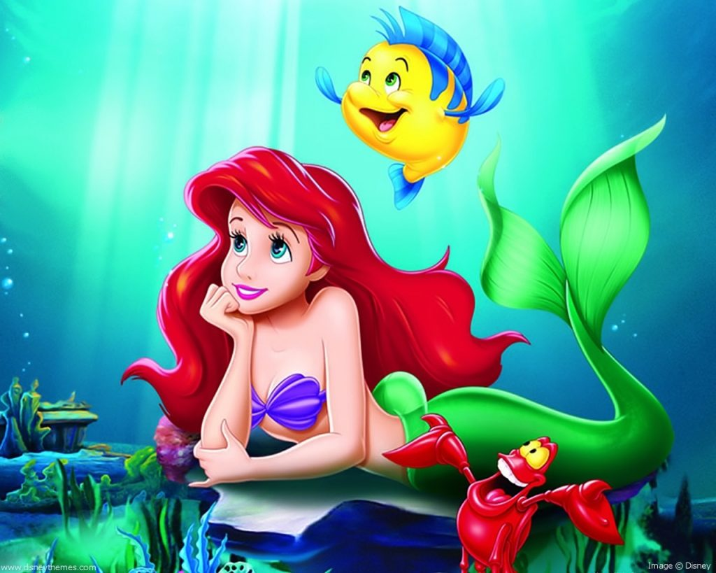 Summer Trends… Channelling The Little Mermaid !