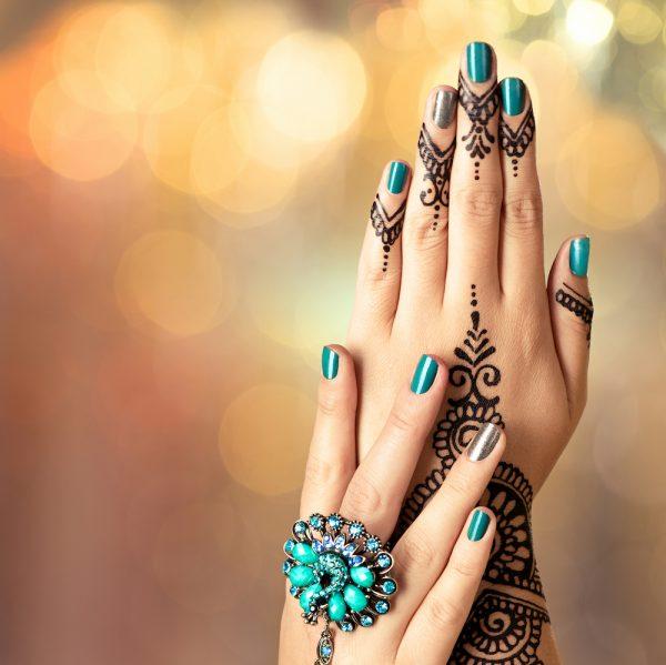 Henna-licious!