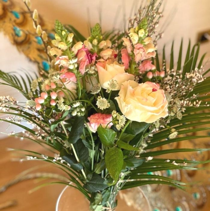 Flower Bouquet Option 2
