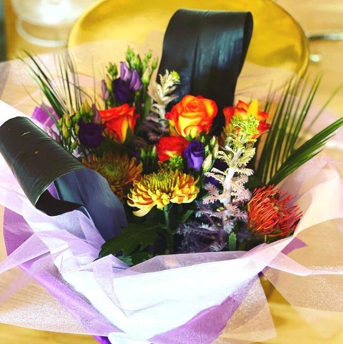 Flower Bouquet Option 3