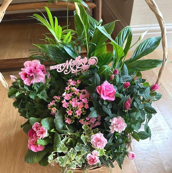 Flower Basket – Option 2