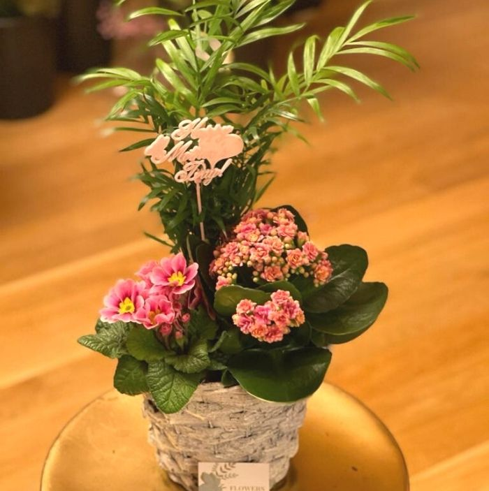 Flower Basket – Option 1